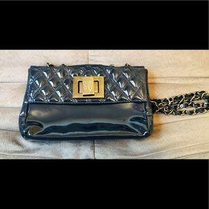 Stuart Weitzman Navy Blue Bag
